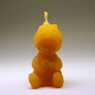 Chlapeček - svíčka ze včelího vosku