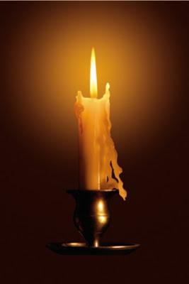 Historická svíčka