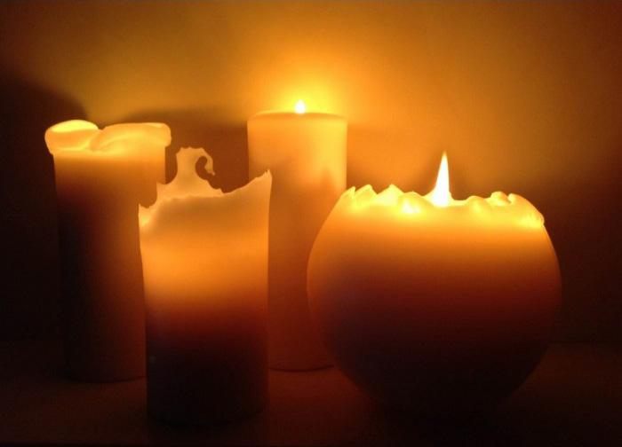 Sójové svíčky