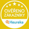 Ověřeno zákazníky Heureka Martin Vodvářka